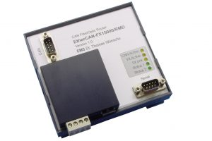 CAN-LWL-Router EtherCAN FX